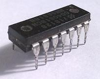 electronic components - integrated circuit